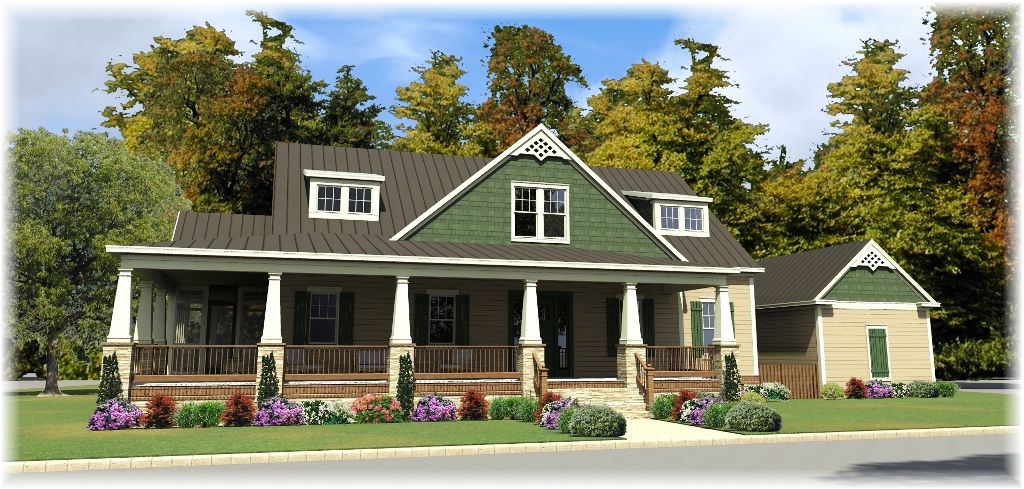 Home plans house plans custom home designs 3 d home for Hudson home designs